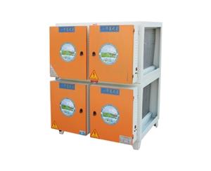 低空排放光解油烟净化器